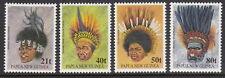 Papua New Guinea 1991 Traditional Headdresses