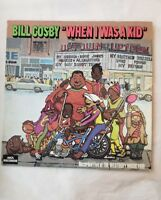 "Bill Cosby  ""When I Was A Kid""  LP Record Excellent Condition"