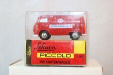 Schuco Piccolo 77262 Volkswagen Kastenwagen Esso   neu perfect mint in box 1:90