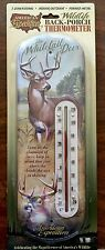 New listing whitetail Deer Thermometer Indoor/0utdoor Buck Hunting