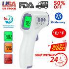Внешний вид - Infrared Non-Contact Digital Forehead Body IR Thermometer termometro Baby Adult