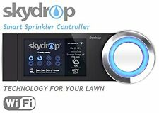SkyDrop 8 Zone (Expandable to 16) Wifi-Enabled Smart Sprinkler Controller
