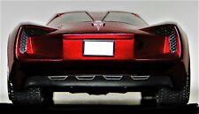 Corvette Chevy 1 Vette Chevrolet Sport 24 Race Car 43 Dream 18 Carousel Red 12
