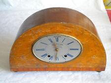 Vintage Art Deco Other Wooden Antique Clocks