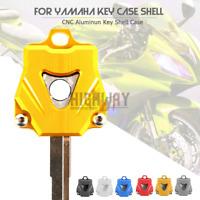 Fit Yamaha V-MAX XMAX T-MAX 500 530 Aluminum CNC Motorcycle Key Cover Case Shell