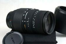Nikon Sigma DG AF 70-300mm 4-5,6 TOP Objektiv Top Zustand
