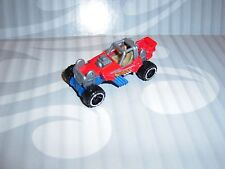 2014 HOT WHEELS ''LOOSE'' = MOUNTAIN MAULER = RED    jeep