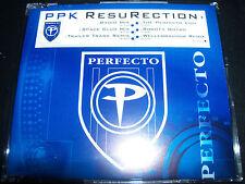 PPK Resurection Australian 6 Remixes Trance CD Single - Like New