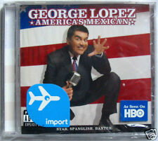 George LOPEZ (CD)  AMERICA'S MEXICAN - NEW SEALED - NEUF