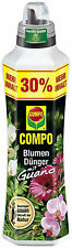 1,3 l COMPO Blumen Dünger mit Guano NPK Dünger Blumendünger Flüssigdünger
