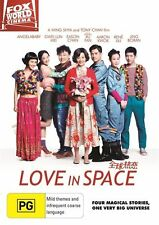 Love In Space (DVD, 2012)