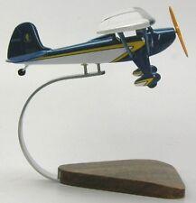 Poberezny P-9 Pober Pixie Airplane Desktop Wood Model Large