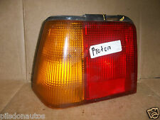 PROTON PROTON 1992 HATCH NEARSIDE (PASSENGERS SIDE) REAR LIGHT NON RIDGE TYPE