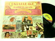 CLIFF EDWARDS Ukulele Ike Happens Again Marvin Ash George Probert Nick Fatool LP