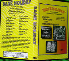 BANK HOLIDAY - DVD - John Lodge, Margaret Lockwood