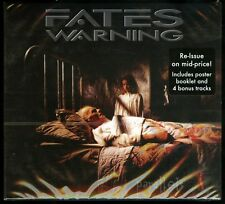 Fates Warning Parallels digipack CD new 2017 reissue