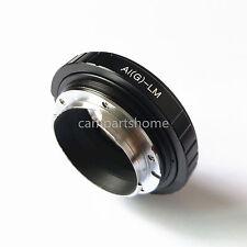 Nikon G D Lens To Leica M LM Adapter M5 M6 M7 M8 M9 M9-P M-E 240 Techart LM-EA7