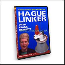 The Hague Linker Macchina Diane Bennett Guida DVD by Lavoro a maglia Accessori