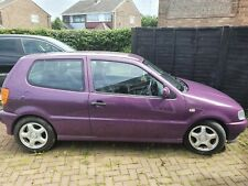 1998 Volkswagon VW Polo 1.4 Automatic Auto Petrol Very Low Miles  lady owner