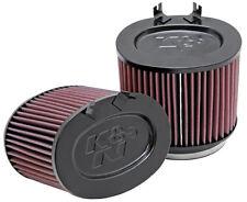 2 x K&N E-1999 High Flow Air Filters for Porsche 911 3.6 3.8 2009-2011