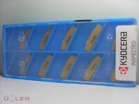 10X Kyocera GMN3 CR9025 Indexable Inserts Carbide Inserts