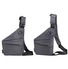 Universal Travel Bags Unisex Waterproof Personal Shoulder Pocket Bag Business