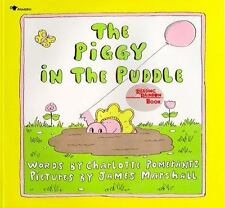The Piggy in the Puddle (Reading Rainbow Books)-ExLibrary
