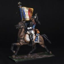 Tin soldiers,Senior sergeant-serf of the 5th cuirassier regiment. France 1812-14