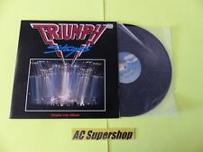 Triumph stages - 2 LP - LP Record Vinyl Album 12""