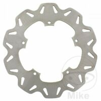 EBC Front Brake Disc VR Piaggio Beverly 500 ie Cruiser 2009