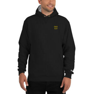 Champion Hoodie SMK420 Gold Limited edition
