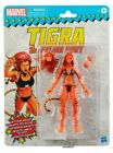 Marvel Legends Retro Collection Tigra READY TO SHIP U.S. Seller Brand New!