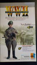 DRAGON Models 1/6 WWII 1944 Brandenburg Division Officer Karl Richter #70347