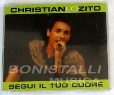 CHRISTIAN LO ZITO - SEGUI IL TUO CUORE - CD Single Sigillato