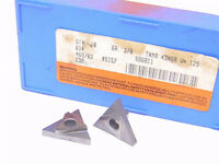 NEW SURPLUS 10PCS. CARBOLOY  TNMA 43NGR (W=.129) GRADE: 370  CARBIDE INSERTS