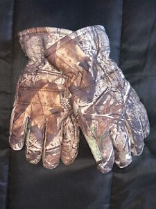 thinsulate women's hunting gloves size Large