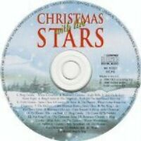 Christmas with the Stars Frank Sinatra, Nat King Cole, Bing Crosby, Elvis.. [CD]