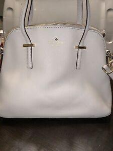 J. Nwot Kate Spade Grey Crossbody Purse Bag