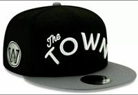 Golden State Warriors New Era 'The Town' City Edition 9FIFTY Snapback Adult Hat
