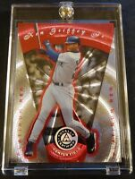 1997  TOTALLY CERTIFIED PLATINUM RED KEN GRIFFEY JR #53 MARINERS  (241)