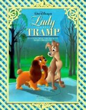 Illustrated Classics: Walt Disney's Lady and the Tramp 1994, HC First Edition