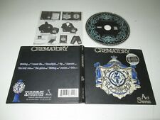 Crematory – Act Seven / Nuclear Blast – CD 27361 63440 CD Digibook