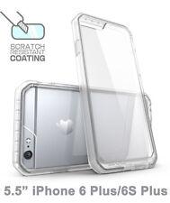 SUPCASE iPhone 6 Plus/6S Plus Unicorn Beetle Hybrid Protective Bumper Case Clear