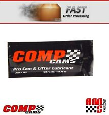 Comp Cams 103 Camshaft And Lifter Break-In Lube Lubricant