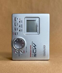 Aiwa AM-F5 MiniDisc Recorder with remote control, all in excellent condition