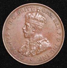 1931 Australian Penny  London Obverse