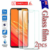 2X Tempered Glass Screen Protector for Oneplus One Two Three Five Six 1 2 3 5 6