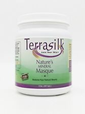 TerraSilk Clarifying Face Mask Powder 2 Lbs by California Earth Minerals