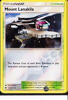 Pokemon - Mount Lanakila 118/147 - Reverse Holo -  Burning Shadows