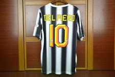 Maglia Jersey Juventus Home 2011/2012 #10 DEL PIERO LAST MATCH
